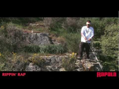 Rapala Rippin Rap 5 (RPR-5) videó