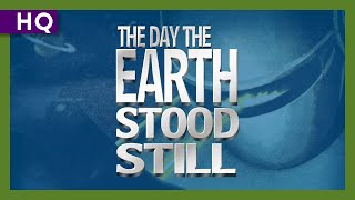 Trailer of The Day the Earth Stood Still (1951)