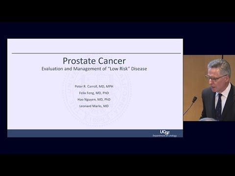 Was ist, wenn eine Wunde Prostata zu tun