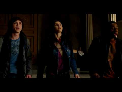 Percy Jackson And The Lightning Thief Trailer 2 Out in cinemas Feb 12th 2010