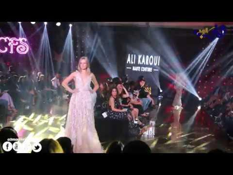 العرب اليوم - شاهد: انطلاق عروض أزياء مهرجان