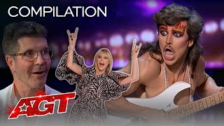 AGT Marathon! Binge Watch Amazing, Funny, and Wild Acts From Season 15 - America's Got Talent 2020 thumbnail
