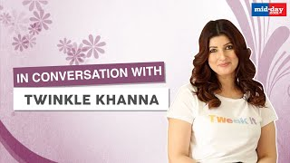 Twinkle Khanna's Exclusive Interview On Her New Venture