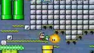 Freezepop super sprode 100 insane perpetual super mario world level plays sweet sweet music sciox Choice Image