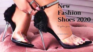 Zapatos Para Mujer De Moda Tacones De Moda 2020 New Fashion Shoes 2020