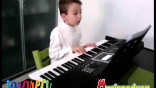 Himno de la alegría - Mi Teclado 1 - Tararea Laboratorio Musical