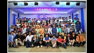 A full fledged college fest – Praana 1.0