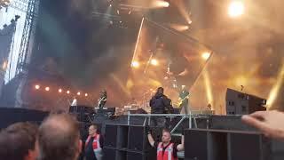 Foo Fighters - Walk live Hamburg Trabrennbahn