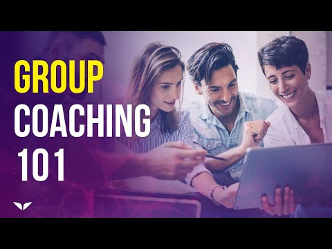 How To Create Your First Group Coaching Program - YouTube