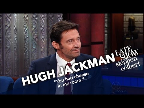 Hugh Jackman's Three-Month Prep For A Shirtless Scene