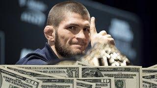 Хабиб получил миллион долларов, UFC и ONE FC могут обменяться бойцами, боец UFC посетил ФБР