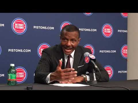 Pistons' Dwane Casey: Grind it out win as satisfying as we've had