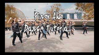 Pinoy Ako  - Chorus Dance Tutorial & Full Dance Version