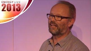 EL2013 - Robert Llewellyn discusses EVs at Energy Live 2013
