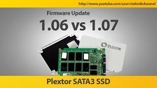 Plextor firmware update 1.07