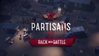 VideoImage1 Partisans 1941 - Back into Battle