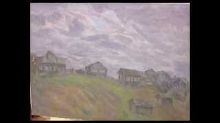 Коми край в живописи Николая Кабанова