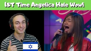 Shallow - Angelica Hale (Live on Good Day LA) REACTION - YouTube