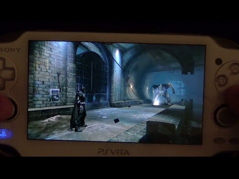 Видео № 1 из игры Batman: Arkham Origins Blackgate [PS Vita]