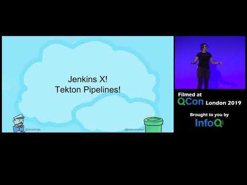 QCon Jenkins X video