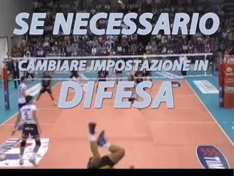 Preview video il libero nella pallavolo