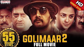Golimaar 2 Hindi Dubbed Movie (Kotigobba 2) || Sudeep, Nithya Menen || K.S.Ravikumar - Download this Video in MP3, M4A, WEBM, MP4, 3GP
