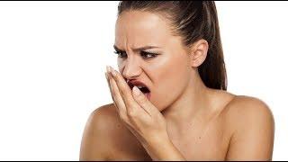 Запах изо рта - откуда появляется и как избавиться