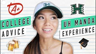 My Experience at UH Manoa + Useful College Advice!   Michelle Kanemitsu