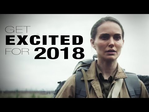 Get Excited for 2018!