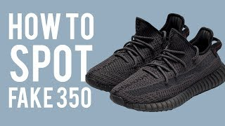 HOW TO SPOT FAKE YEEZY 350 V2'S