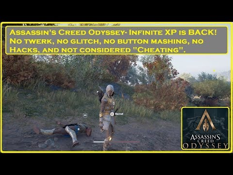 Assassin's Creed Odyssey - Infinite XP is BACK