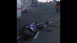 ДТП 18+ мото аварии за 25.09.2018