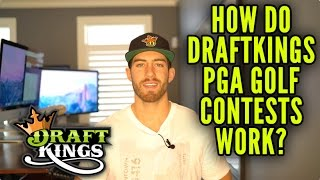 How Do DraftKings PGA Contests Work