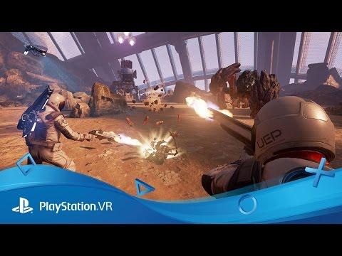 Видео № 0 из игры Farpoint (Б/У) [PS4/PSVR]