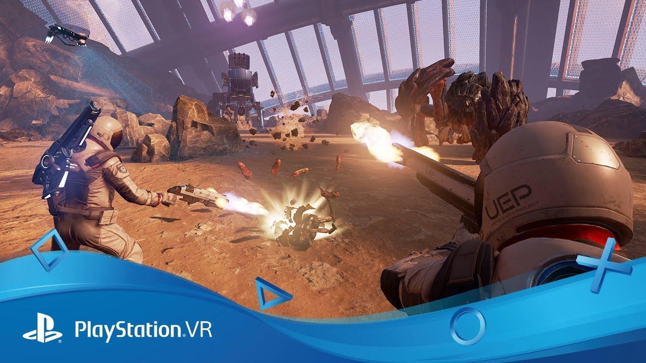 Farpoint für PlayStation VR angekündigt