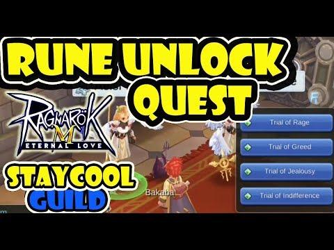 Ragnarok Mobile: Eternal Love Guild Picture Quest Trick - смотреть