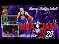 Nba Jam 2k20: Tournament Edition snes Hack Jogando Com