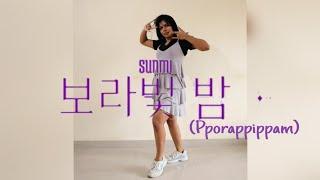 선미(SUNMI) - 보라빛 밤 (pporappippam) | Dance Cover | Sasha