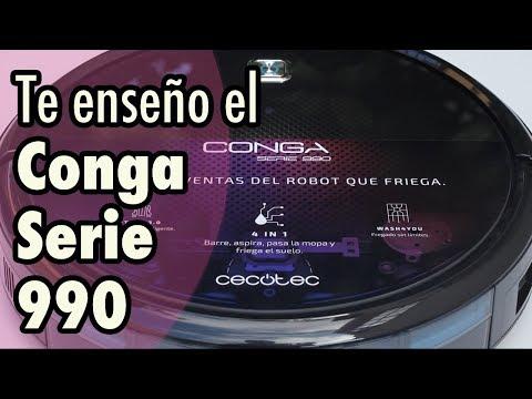 Conga Serie 990: la versión mejorada de la Conga Excellence 990