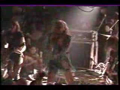 Lunachicks -- Jerk of All Trades (Live at CBGB 2002)