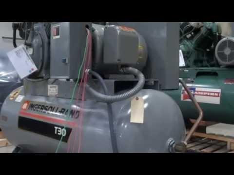 IR Reciprocating Compressor