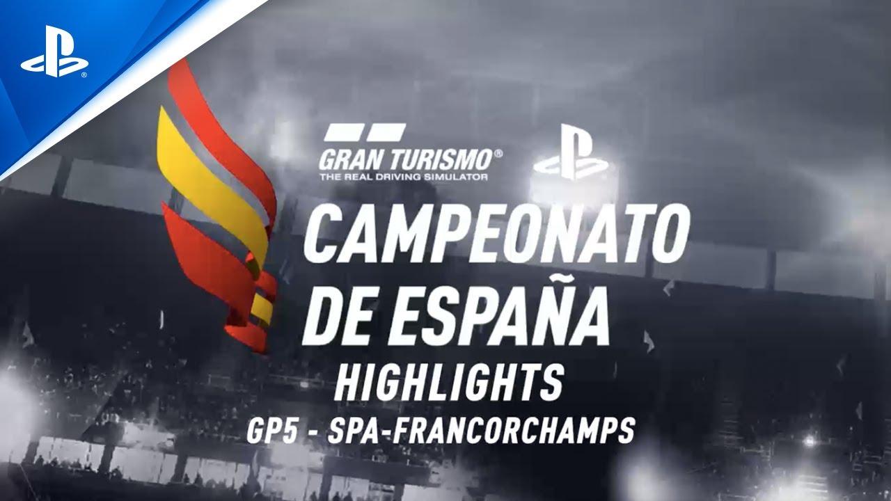 Serrano y López se quedan solos en la lucha por el primer Campeonato de España de Gran Turismo