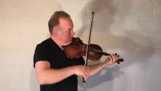 "Unaccompanied Violin Improvisation #6 - ""Debutante"""