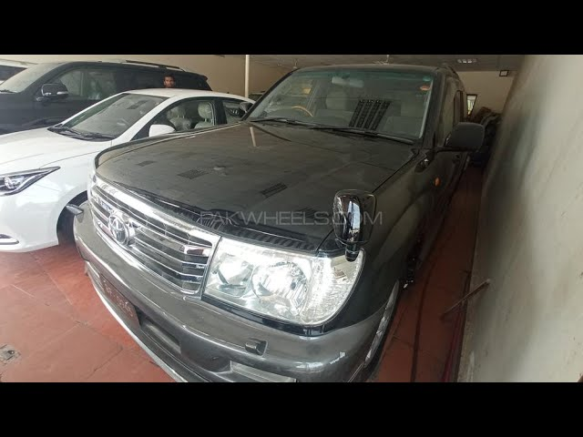 Toyota Land Cruiser VX Limited 4.2D 2006 for Sale in Multan