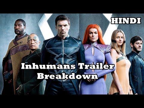 Inhumans Trailer Breakdown-Hindi