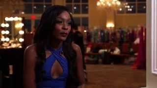 Tomii Culmer Bahamas Miss Universe 2014 Official Interview