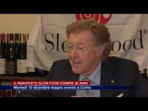 Etg - Il manifesto di Slow Food compie 30 anni: martedì 10 dicembre doppio evento a Como