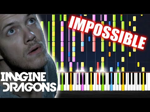 Imagine Dragons - Radioactive - IMPOSSIBLE PIANO by PlutaX