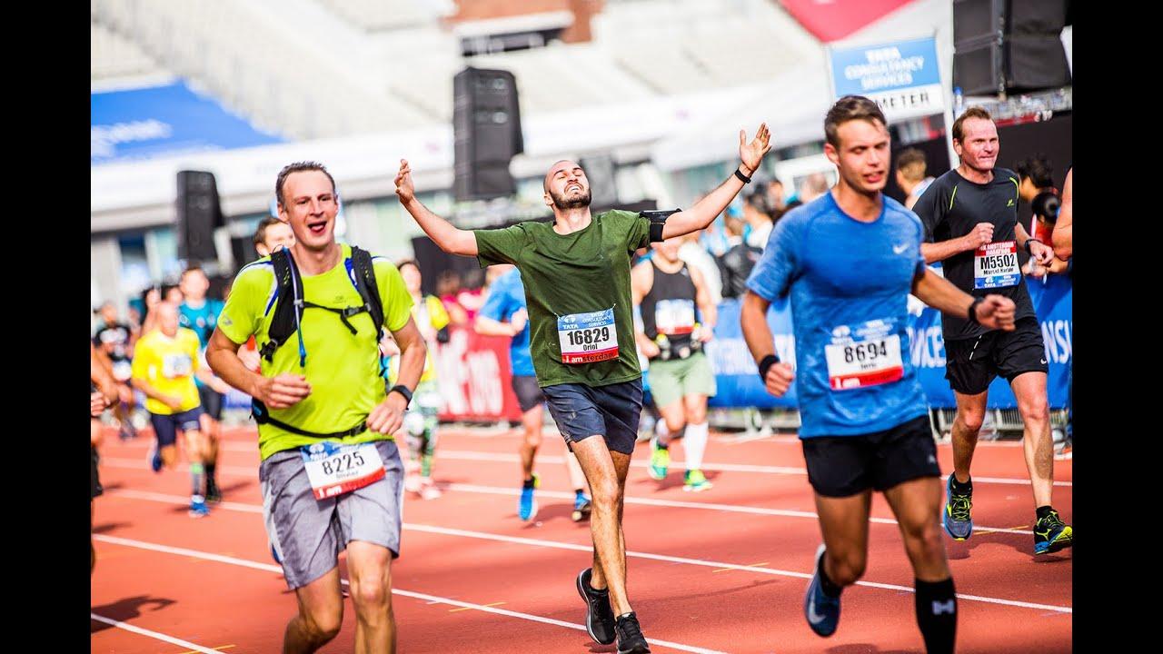 Correr el Maratón de Amsterdam: análisis, recorrido, entrenamiento y recomendaciones de viaje