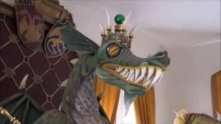 Staré Hrady - prohlídka hradu s dračí expozicí